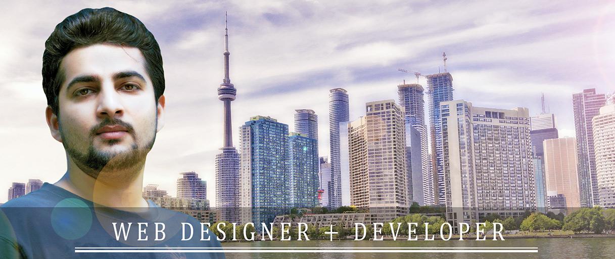 Website Designer Toronto Web Designing